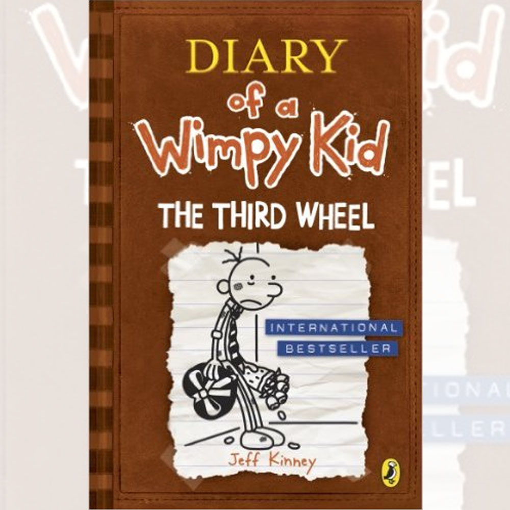 Books diary of a wimpy kid 9 book box set by jeff kinney third diary of a wimpy kid 9 book box set by jeff kinney third wheel solutioingenieria Gallery